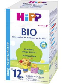 Hipp Bio Kindermilch  (800 g) - 4062300001534