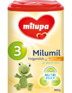 Milupa Milumil 3 Folgemilch Vanille  (800 g) - 4008976032922