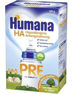 Humana HA PRE  (500 g) - 4031244780461