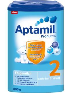 Milupa Aptamil Pronutra 2 Folgemilch  (800 g) - 4008976022336