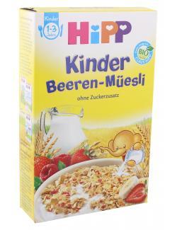 Hipp Kinder Beeren-Müesli  (200 g) - 4062300206526