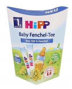 Hipp Baby Fenchel Tee  (5,40 g) - 4062300222007
