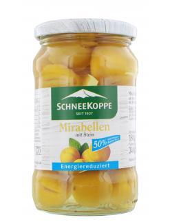 Schneekoppe Mirabellen mit Stein  (180 g) - 40397962