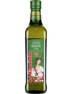 Feinkost Dittmann La Espanola Natives Olivenöl extra  (500 ml) - 8410660101153
