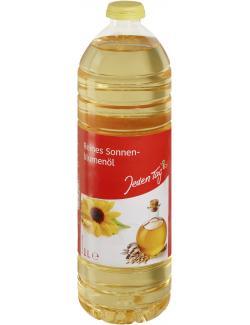 Jeden Tag Sonnenblumenöl  (1 l) - 4250780306373