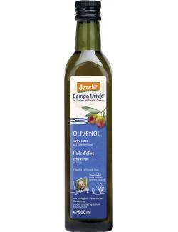 Demeter Campo Verde natives Olivenöl extra  (500 ml) - 4045178002322