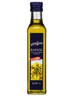 Küstengold Rapsöl  (250 ml) - 4250426211511