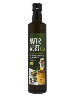 NaturWert Bio Natives Oliven�l extra  (500 ml) - 4250780302078