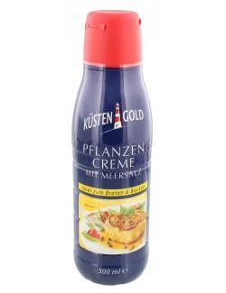 K�stengold Pflanzencreme mit Meersalz  (500 ml) - 4250426215281