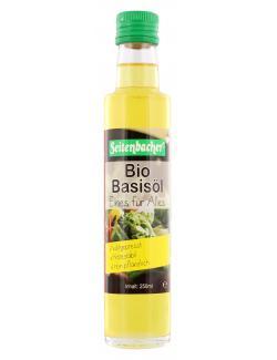 Seitenbacher Bio Basisöl Eines für Alles  (250 ml) - 4008391086210