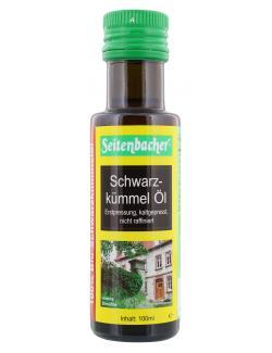 Seitenbacher Schwarzk�mmel�l  (100 ml) - 4008391089051