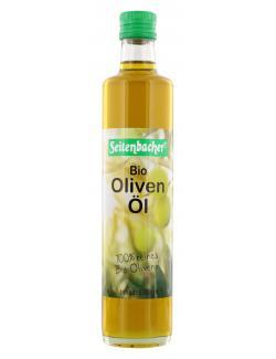 Seitenbacher Bio Olivenöl  (500 ml) - 4008391086319