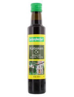 Seitenbacher Kürbiskernöl  (250 ml) - 4008391086890