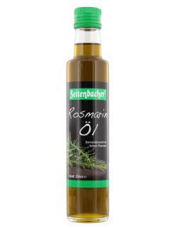 Seitenbacher Rosmarin�l  (250 ml) - 4008391082151