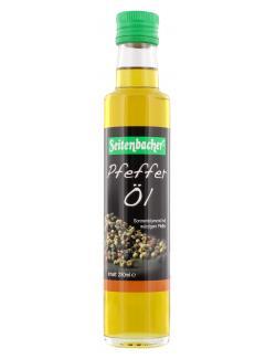 Seitenbacher Pfefferöl  (250 ml) - 4008391082304