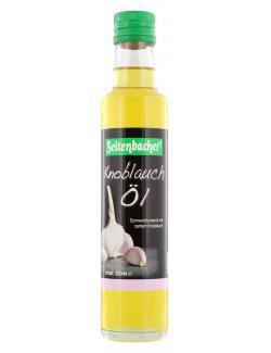 Seitenbacher Knoblauchöl  (250 ml) - 4008391082816