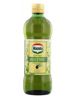 Mazola Natives Olivenöl extra  (500 ml) - 4046800118831