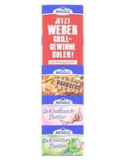 Meggle Butterboutique  (5 x 20 g) - 4034900003379