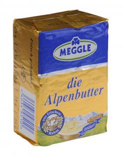 Meggle Die Alpenbutter  (125 g) - 40349510