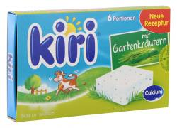 Kiri Kräuter mit Gartenkräutern  (120 g) - 3073780849708