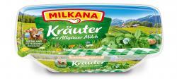 Milkana Schmelzk�se mit Kr�utern  (200 g) - 4000400009012