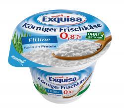 Exquisa Körniger Frischkäse Fitline  (200 g) - 4019300097005