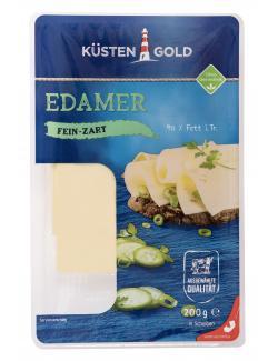 Küstengold Edamer  (200 g) - 4000436501085