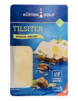 K�stengold Tilsiter  (200 g) - 4000436505106