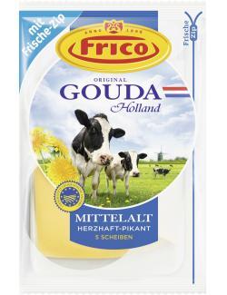 Frico Original Gouda Holland g.g.A. mittelalt  (150 g) - 8710912026808