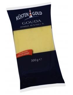 K�stengold Gouda mittelalt am St�ck  (300 g) - 4000436545034