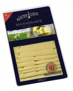 Küstengold Maasdamer  (200 g) - 4000436509029