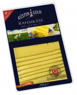 K�stengold Rahmk�se  (200 g) - 4000436519608