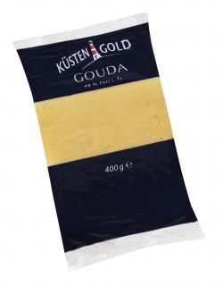 Küstengold Gouda  (400 g) - 4000436545041