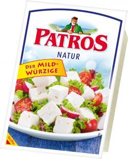 Patros Natur mild-w�rzig  (200 g) - 4002671057488