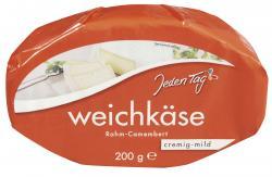 Jeden Tag Weichk�se Rahm-Camembert  (200 g) - 4306188724179
