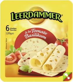 Leerdammer à la Tomate-Basilikum  (120 g) - 3073781000740