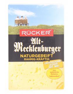 R�cker Alt-Mecklenburger rahmig-kr�ftig  (100 g) - 4008960208111