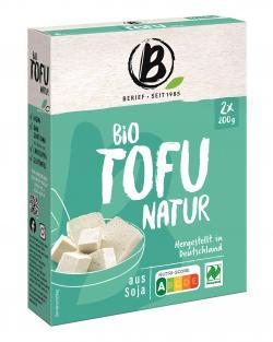 Soja Bio Tofu natur  (2 x 200 g) - 4260095520104