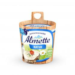 Almette Alpenfrischkäse Natur  (150 g) - 4002468084000