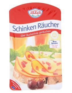 Jermi Schinken Räucher über Buchenholz geräuchert  (200 g) - 4006923015400