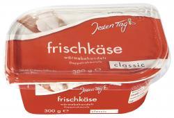 Jeden Tag Frischkäse classic  (300 g) - 4306188724155