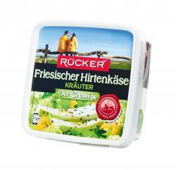 Rücker Cremas Hirtenkäse Kräuter  (175 g) - 4008960003723