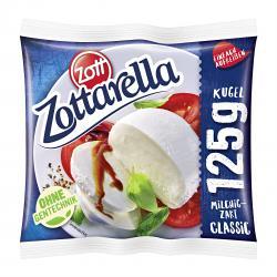 Zott Zottarella milchig-Zart classic  (125 g) - 4014500234816