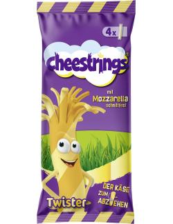Cheestrings Twister  (4 x 20 g) - 5011069154752