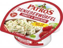 Patros Genie�erw�rfel Tomate & Basilikum  (135 g) - 4002671145246