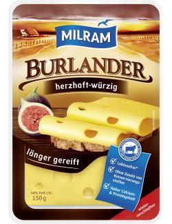 Milram Burlander herzhaft-w�rzig  (150 g) - 4036300107756