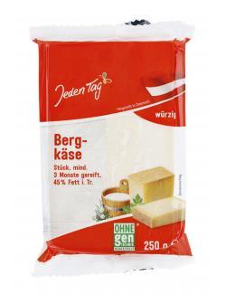 Jeden Tag Bergk�se  (250 g) - 4306188334927
