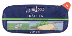 Küstengold Schmelzkäsezubereitung Kräuter  (200 g) - 4250426215786