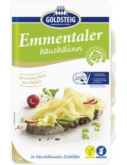 Goldsteig Emmentaler hauchd�nn  (125 g) - 4008432042229