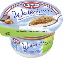 Dr. Oetker W�lkchen Schoko-Haselnuss  (125 g) - 40236261